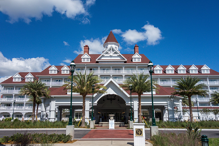 Inside Grand Floridian Villas With Grand Floridian Cafe
