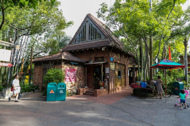 Drinkwallah Frozen Beverages Animal Kingdom