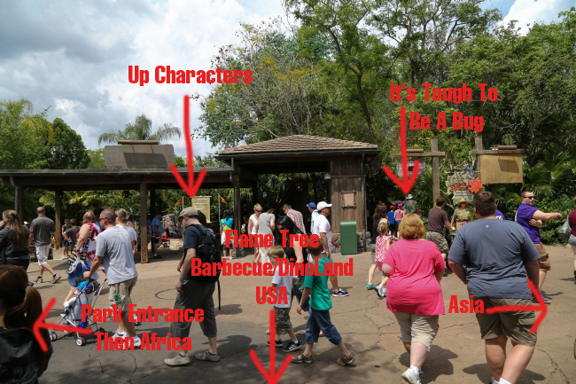 Flame Tree Barbecue Location