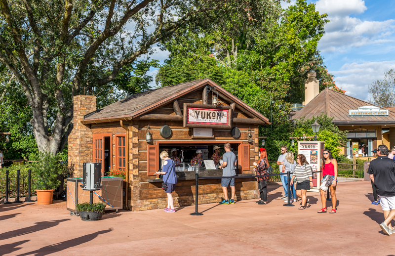 The Yukon Territory Takes Up Position Just Past Canada If Youu0027re Walking  Around World Showcase In A Clockwise Fashion Or On The Way Towards  Everyoneu0027s ...