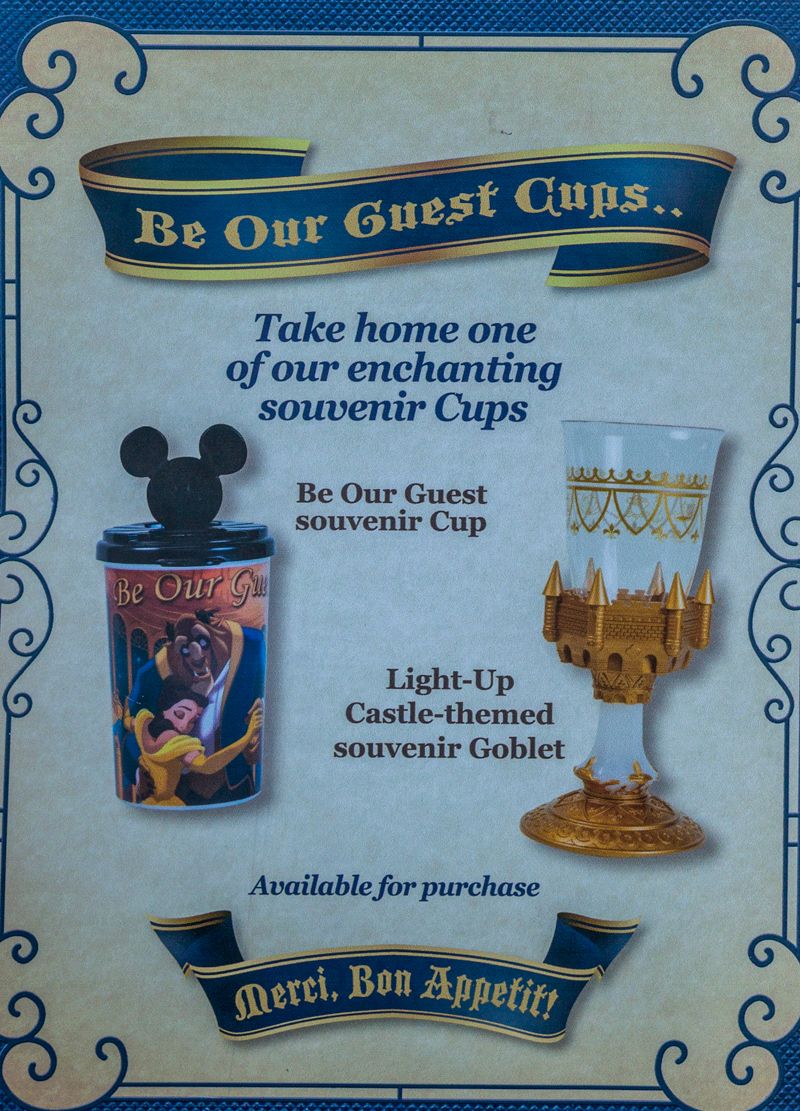 Be Our Guest Breakfast Review And New Rope Drop Touring