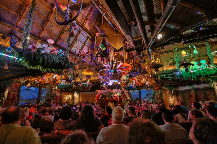 Image result for enchanted tiki room disney world