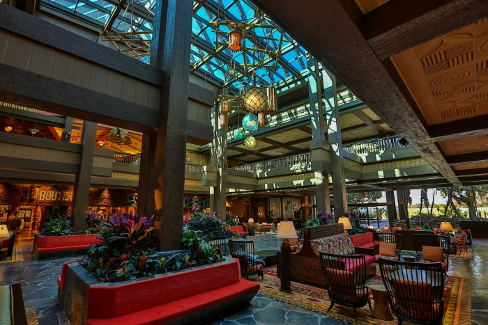 Save For Perhaps The Contemporary All Of Disney Deluxe Resorts Have Lush Surroundings And Immersive Themes Polynesian Village Resort Arrives In First
