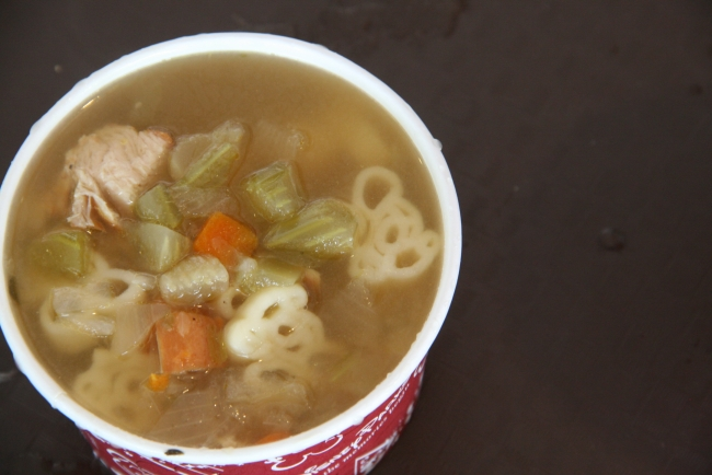 Cosmic Rays Chicken Noodle Soup Disney Magic Kingdom