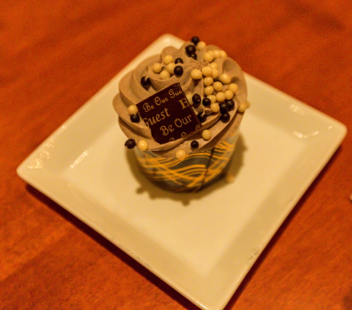 Masters Cupcake Be Our Guest Review Dessert