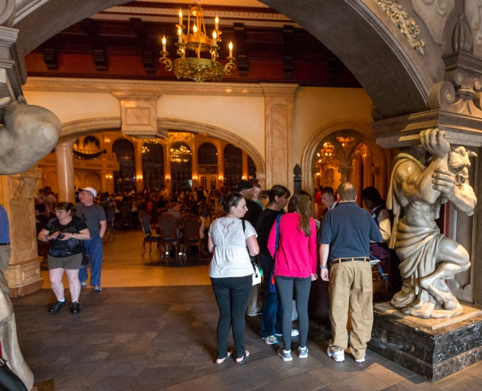 Preorder Pay at Register Be Our Guest Restaurant